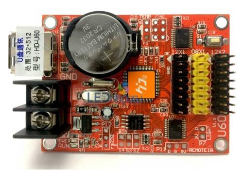 HD-U60 Led Kontrol Kartı