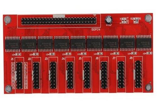 BX 8 Satır Hub 08