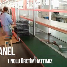 P10 Led Panel Üretimi