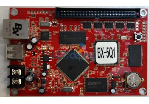 BX-5Q1 RGB  Led Kontrol Kartı