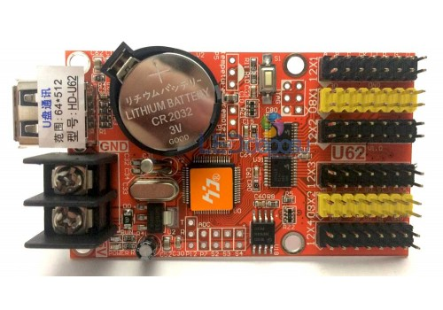 HD-U62 Led Kontrol Kartı