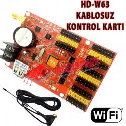 HD-W63 Wifi Led Kontrol Kartı