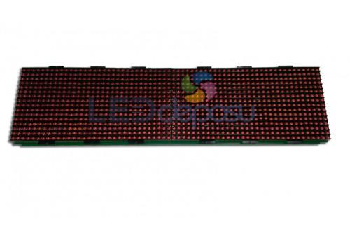 P6 Kırmızı İç Mekan Led Panel