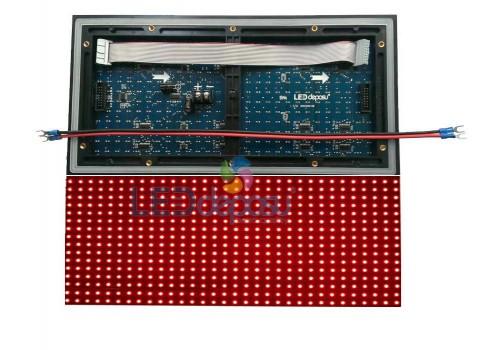 P10 Led Panel Kırmızı  HQ